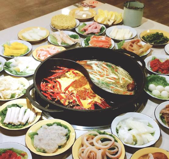 百年渝香老火鍋菜式7