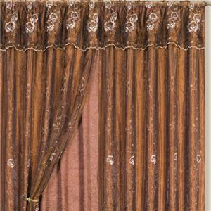 罗马布艺窗帘防光