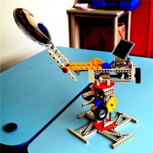 壹号机器人教育拼装