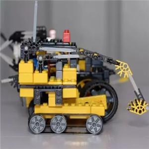 金博士机器人教育学习