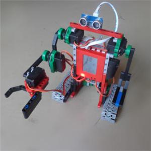 金博士机器人教育零件