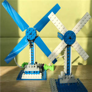 韩博士机器人教育风车
