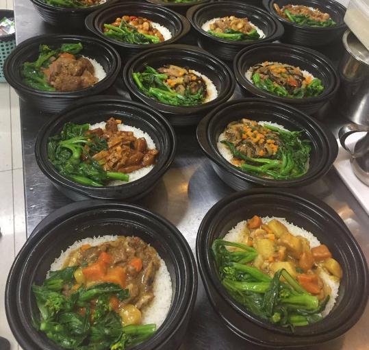 澳食尚煲仔飯實物2