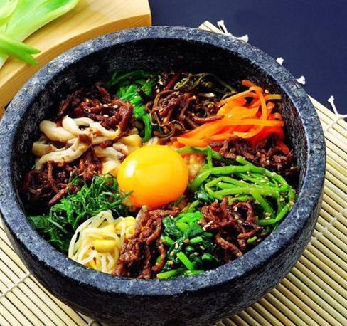 伴小石石锅拌饭拌饭