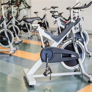 钱清健身房单车