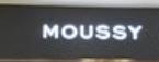 moussy男装雷竞技最新版