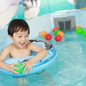 阳西婴幼儿游泳馆