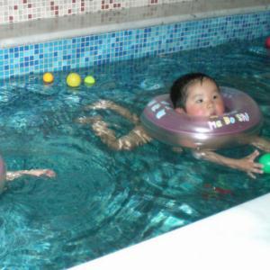 小龙宫婴儿恒温游泳馆