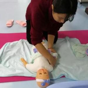 开心妈咪孕期教育实践操作
