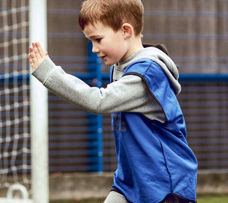 球小星欢动足球学员1