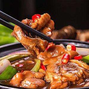 聚香园黄焖鸡