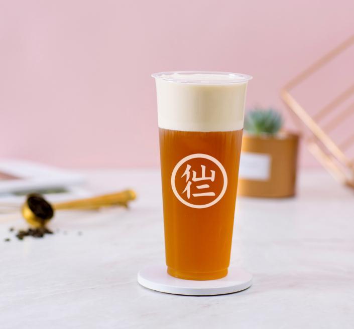 仙仁嫩仙草奶茶产品6
