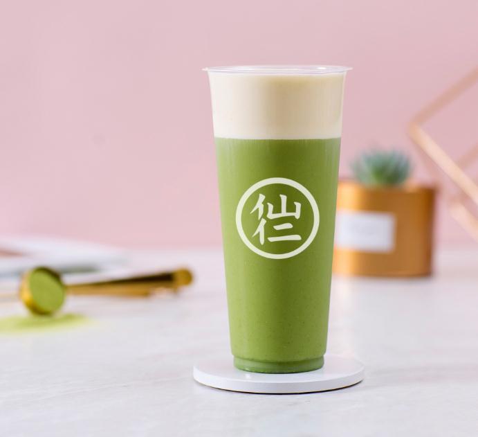 仙仁嫩仙草奶茶产品11
