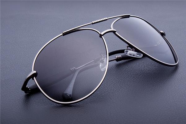 纯钛眼镜架墨镜