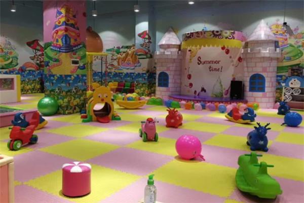 迪尼游乐儿童乐园