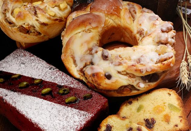金瑪莉烘焙面包產品