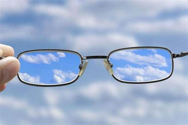 维视力视力保健白云
