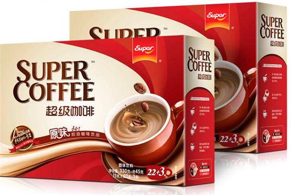 super咖啡濃香
