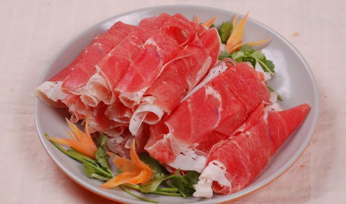 邹立国羔羊肉片