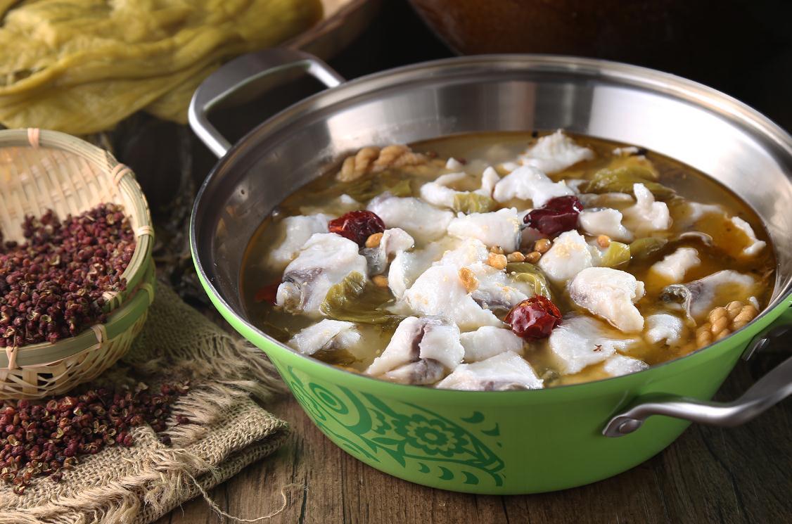 李二鮮魚火鍋酸菜魚