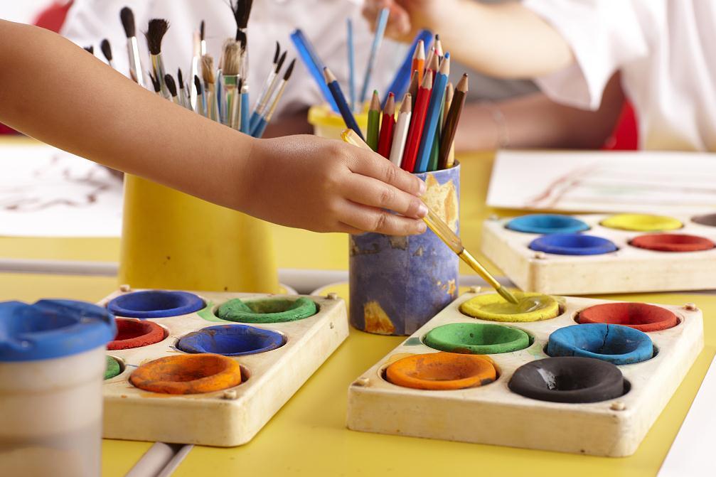波斯米涂美术教育绘画