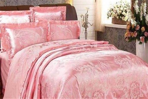 凡一床上用品粉色