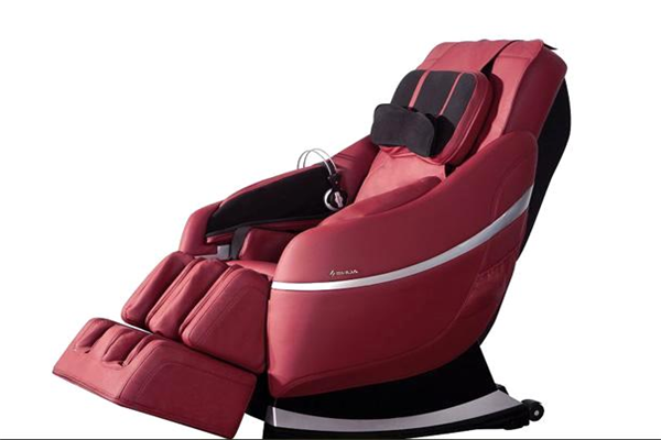 舒华按摩椅红色