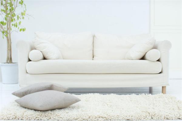 弗克斯沙发白色