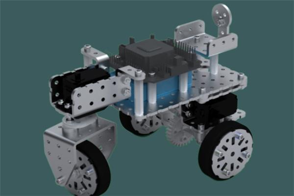 壹号机器人教育汽车