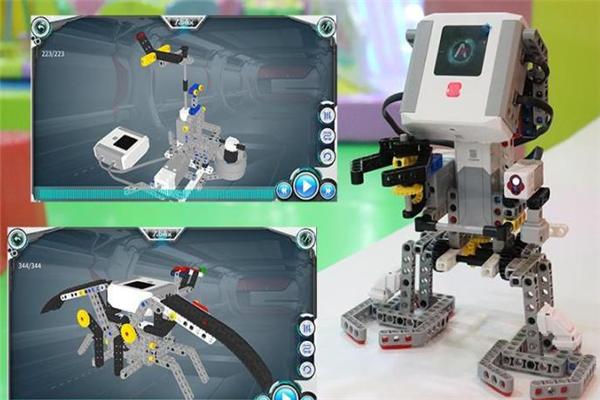 壹号机器人教育器材