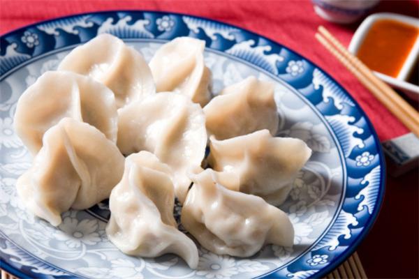纪妈妈自助水饺三鲜