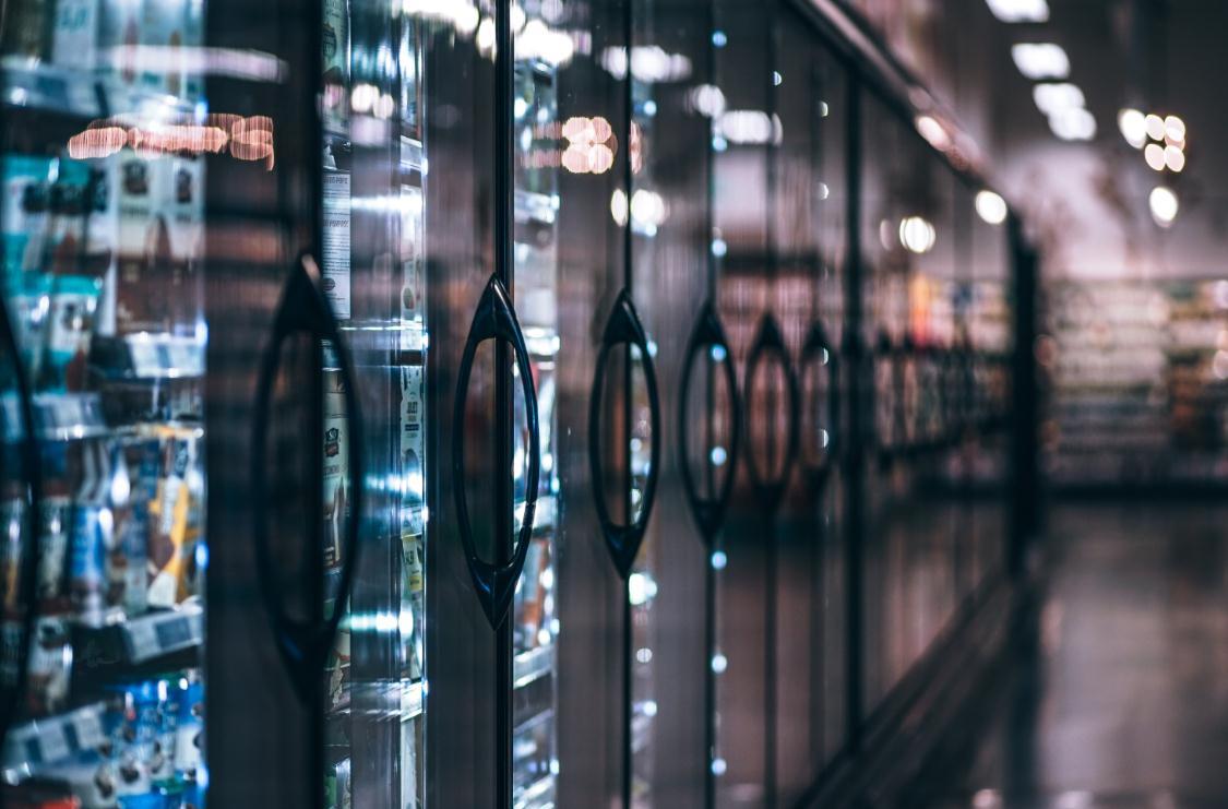 创新奇智智能货柜店面