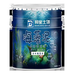 海藻泥墙面漆