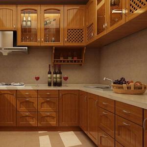 百家邦全铝家具厨房