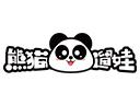 熊猫遛娃品牌logo