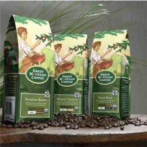 绿山咖啡醇香