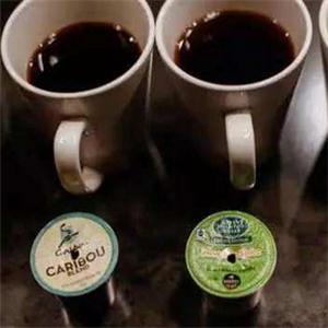 绿山咖啡美味