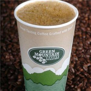 绿山咖啡浓香