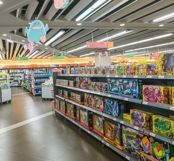 惠民直通车超市玩具