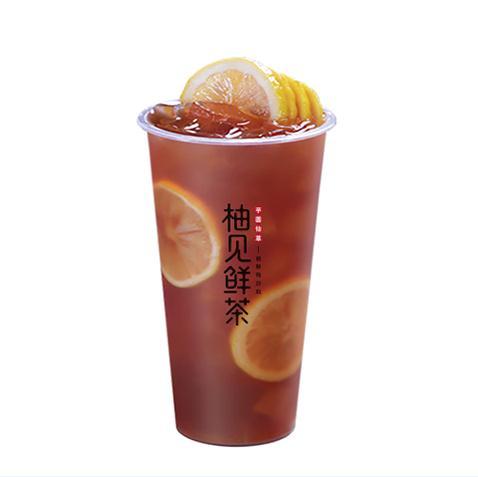 柚见鲜茶产品3