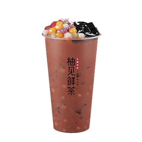 柚见鲜茶产品5