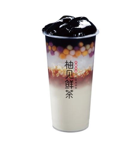 柚见鲜茶产品8