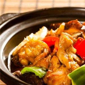 石锅拌饭黄焖鸡