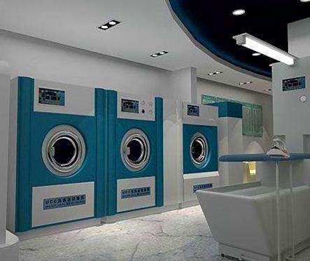 奥贝森科技干洗店内环境