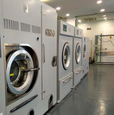 奥贝森科技干洗设备先进