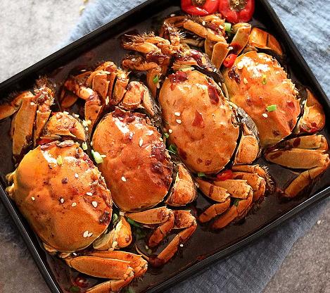 虾客食光川香大闸蟹