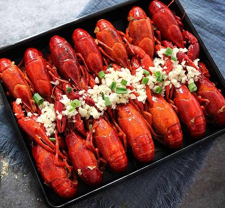 虾客食光蒜香小龙虾