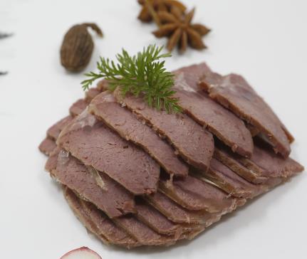 淮黑十八鹵肉片