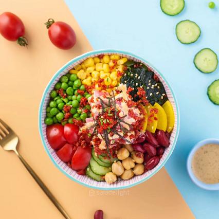 沙拉拉輕食健康