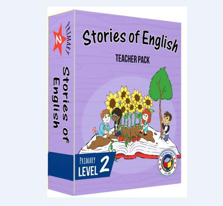 NDA KID美式少儿英语书本2